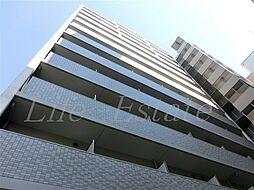 大阪府大阪市中央区農人橋1丁目の賃貸マンションの外観