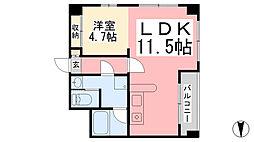 勝山町駅 5.0万円