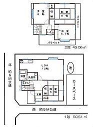 東京都清瀬市下宿2丁目