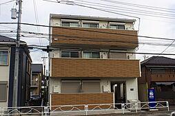 ウイング矢川[1階]の外観