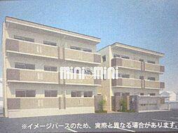 リバーサイド桜[2階]の外観