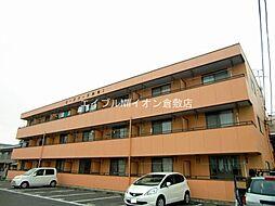 岡山県倉敷市上東丁目なしの賃貸マンションの外観