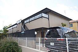 パークサイド・マ・メゾン[2階]の外観