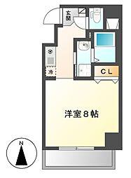 サン・錦本町ビル[5階]の間取り