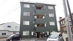かとうマンション[3階]の外観