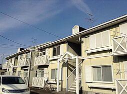 宮城県仙台市青葉区小田原6丁目の賃貸アパートの外観