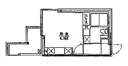 ライフゾーン藤沢[307号室]の間取り