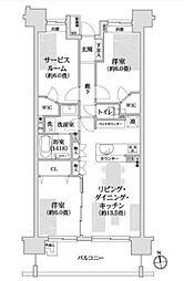 コスモ武蔵浦和サウスビューコート