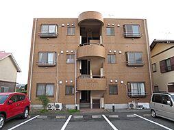 静岡県田方郡函南町肥田の賃貸マンションの外観