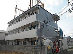 大阪府高石市加茂1丁目の賃貸マンションの外観