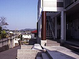 兵庫県相生市山手2丁目の賃貸アパートの外観