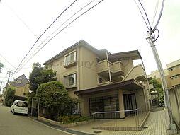 兵庫県宝塚市中野町の賃貸マンションの外観