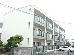 ソレイユ・ル・ヴァン[2階]の外観