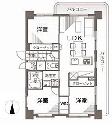 セザール第2武蔵小金井