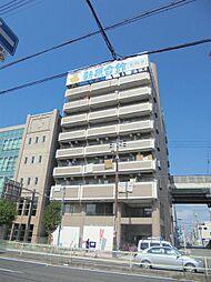 グロー駒川中野[4階]の外観