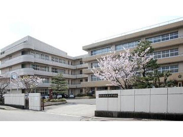 【中学校】森本中学校まで1191m