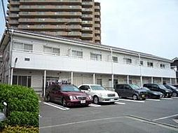 神奈川県川崎市高津区北見方2丁目の賃貸アパートの外観