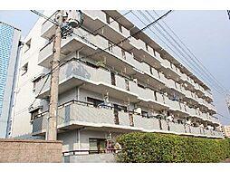 レジデンス横山[502号室]の外観
