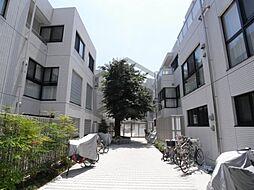 閑静な街並みの高台に佇むマンションオープンレジデンス高