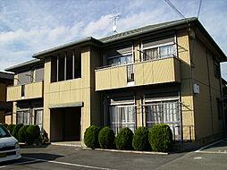 兵庫県加古川市尾上町養田1丁目の賃貸アパートの外観