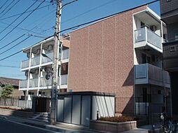 埼玉県川口市川口6丁目の賃貸マンションの外観