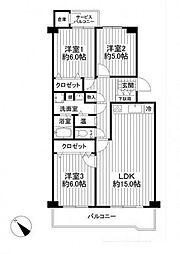 ハイホーム志津駅前 3階