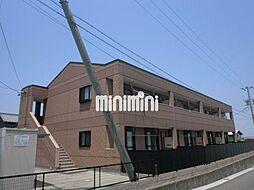 ルミナス・田鶴[1階]の外観