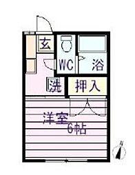 作草部駅 2.9万円