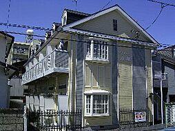 XIIエクシー八幡[2階]の外観