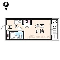 伊勢田駅 2.3万円