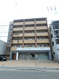 京都府京都市中京区壬生神明町の賃貸マンションの外観