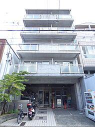 京都府京都市下京区杉屋町の賃貸マンションの外観