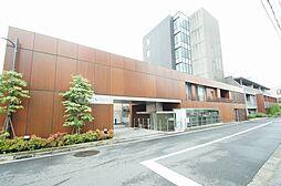 神奈川県川崎市中原区今井上町の賃貸マンションの外観