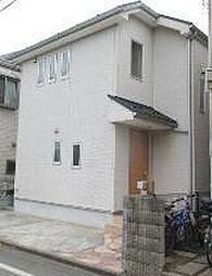 [一戸建] 東京都西東京市向台町4丁目 の賃貸【/】の外観