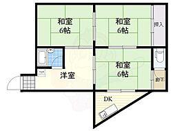 千鳥橋駅 5.0万円