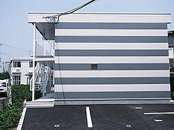 大阪府大東市諸福5丁目の賃貸アパートの外観