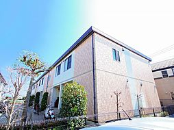 [テラスハウス] 東京都東久留米市前沢2丁目 の賃貸【/】の外観