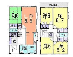 千葉県松戸市二十世紀が丘美野里町