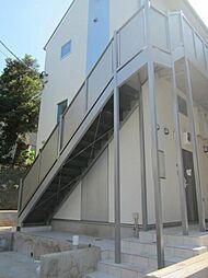 Leavel Port横浜白幡EAST2[2階]の外観