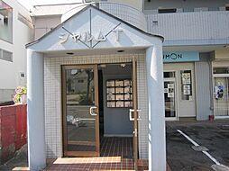 愛知県名古屋市天白区島田黒石の賃貸マンションの外観