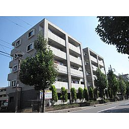 埼玉県富士見市ふじみ野西1丁目の賃貸マンションの外観