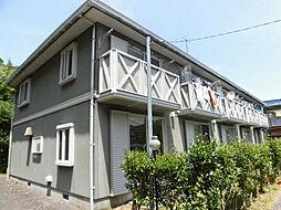 [テラスハウス] 神奈川県鎌倉市玉縄3丁目 の賃貸【/】の外観