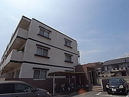 兵庫県姫路市飾磨区城南町1丁目の賃貸マンションの外観