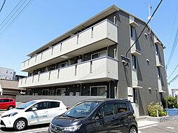 福岡県北九州市小倉北区清水1丁目の賃貸アパートの外観