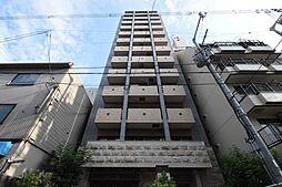 プレサンス難波幸町[3階]の外観