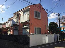 神奈川県相模原市中央区淵野辺4丁目の賃貸アパートの外観
