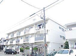 愛知県名古屋市瑞穂区白砂町3丁目の賃貸マンションの外観