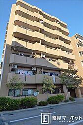愛知県豊田市司町2丁目の賃貸マンションの外観