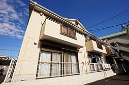 神奈川県川崎市多摩区宿河原6丁目の賃貸アパートの外観