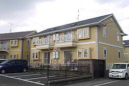 パティオ平田台B[1階]の外観